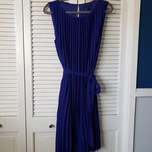 Women's Banana Republic royal blue dress